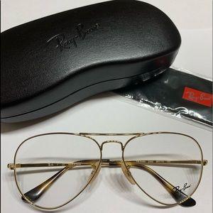 Brand New Ray-Ban Glasses.
